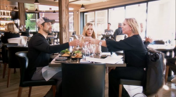 housewives of orange county season 13 episode 2 eddie tamra vicki